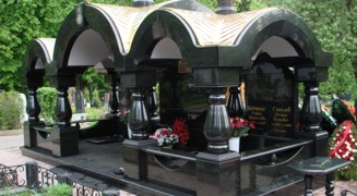 Мемориальный комплекс по индивидуальному проекту