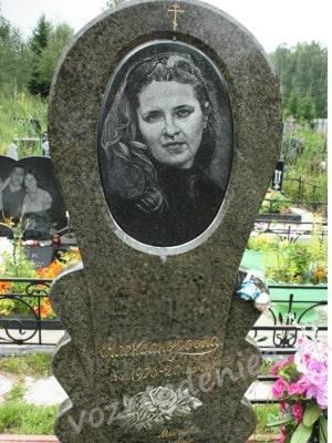 надгробный памятник (балтик грин)