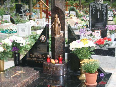 Бронзовая статуя для кладбища