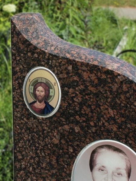 фото на керамике Иисус Христос