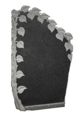 Гранит габбро памятник листья