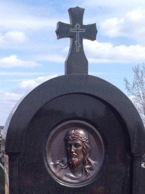 крест на памятник фото