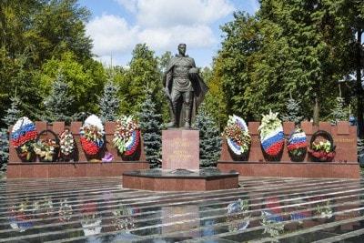 Мемориал Советским войнам