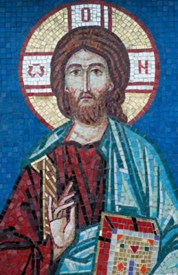 мозаика Господь Вседержитель