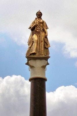 Памятник Екатерине 2