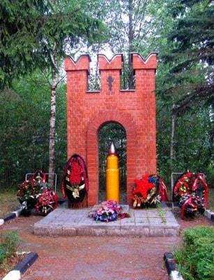 Памятник полевой артиллерийской снаряжательной мастерской (ПАСМ-22)