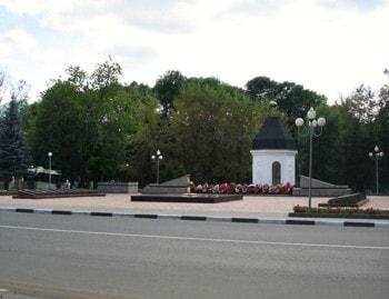 Мемориал славы в Реутове