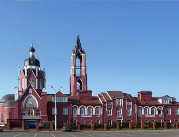 Церковь Святой Троицы. Щёлково
